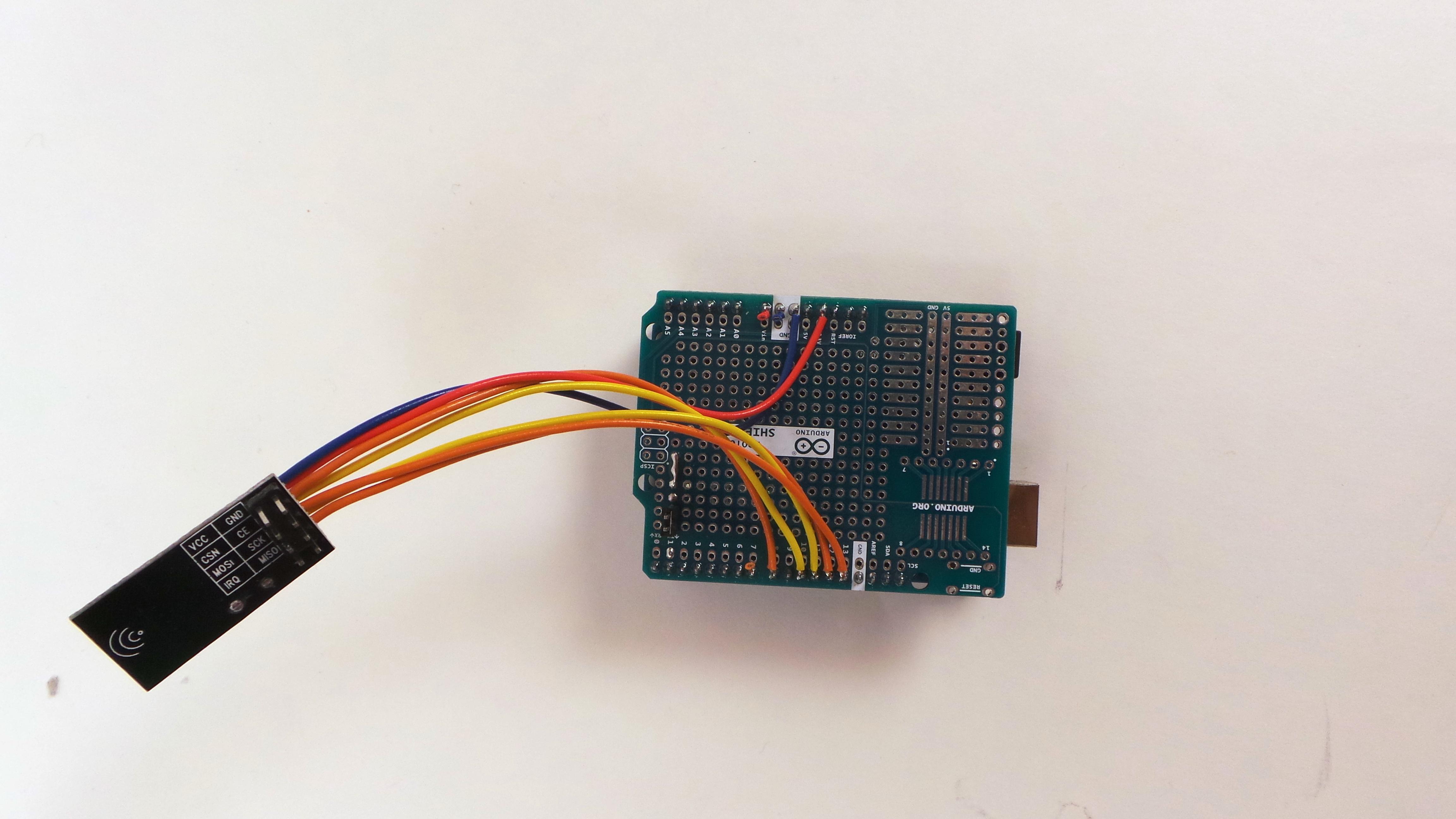 Controlling The Mi Light From Arduino Or Nodemcu